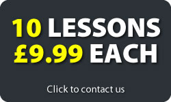 Special Offer: 10 lessons 9.99 each